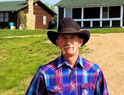 Tony Line - Padlock Ranch